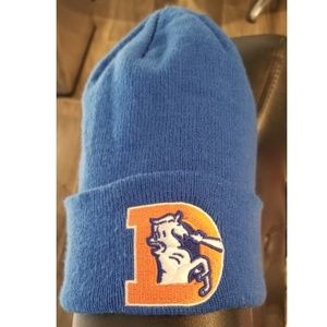 Vintage Denver Broncos Beanie
